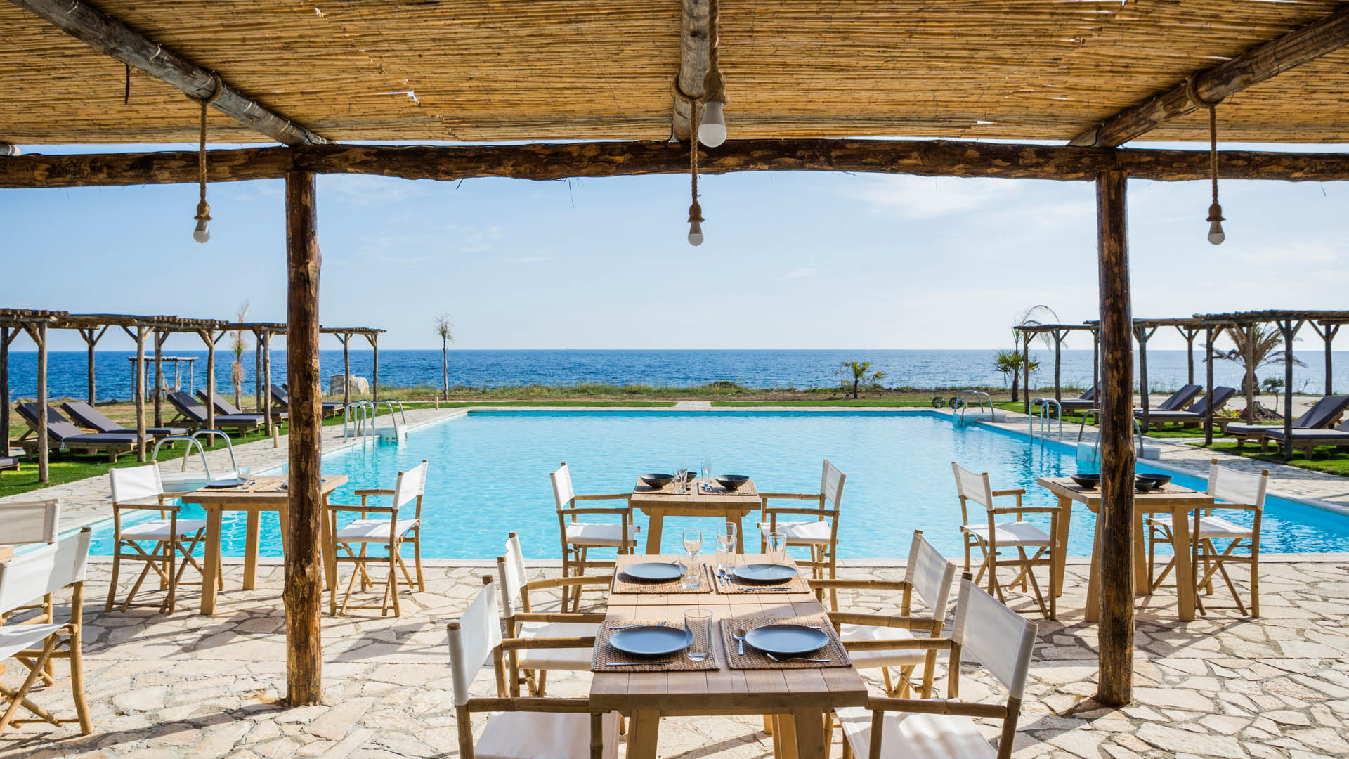 kefalonia resort dining restaurant